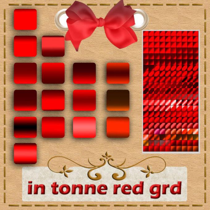 Adobe CC Photoshop Red Pink Gradation Free grd フォトショップ レッド ピンク グラデーション 無料 素材 in tonne red