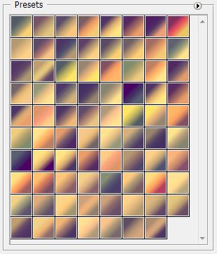 AdobeCC Photoshop Vintage Gradation Free grd フォトショップ ビンテージ グラデーション 無料 素材 Tuscany Skies Gradient