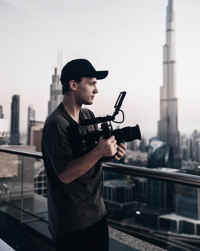 Andreas Hem アンドアス・ヘム 動画 YouTube 海外 クリエーター 参考