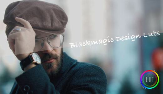 Blackmagic Design LUT 無料 ダウンロード cube look