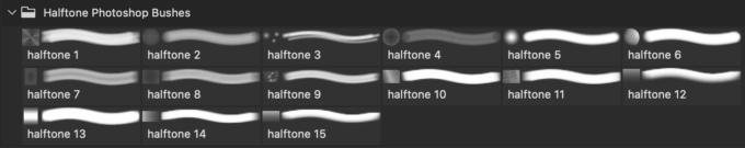 フォトショップ ブラシ Photoshop Pattern Brush 無料 イラスト 模様 パターン