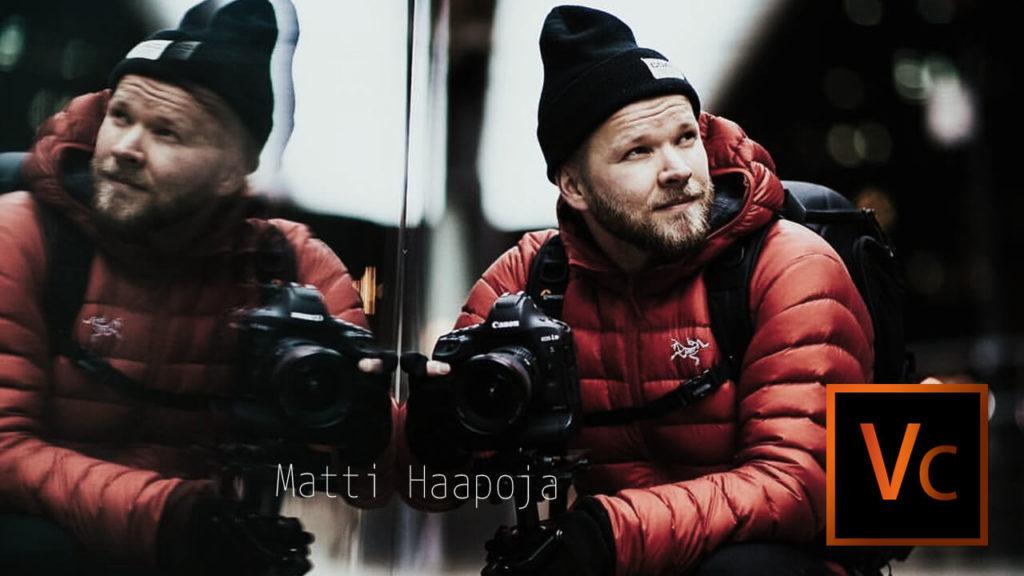 Matti Haapoja マッティ・ハーポジャ YouTube 動画 海外 クリエーター 参考