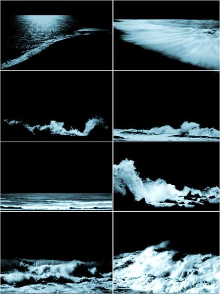 フォトショップ ブラシ Photoshop Brush 無料 水 ウォーター 海 波 津波 イラスト Stormy Seas II