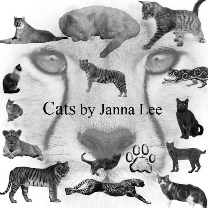 フォトショップ ブラシ Photoshop cat Kittie Brush 無料 イラスト 猫 キャット Cats Big and Small