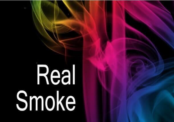 フォトショップ ブラシ Photoshop Brush 無料 イラスト 煙 スモーク Real Smoke (675 pixels)