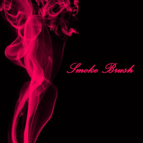 フォトショップ ブラシ Photoshop Brush 無料 イラスト 煙 スモーク Smoke Brush