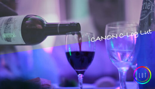 CANON C-Log Lut 無料 ダウンロード cube look