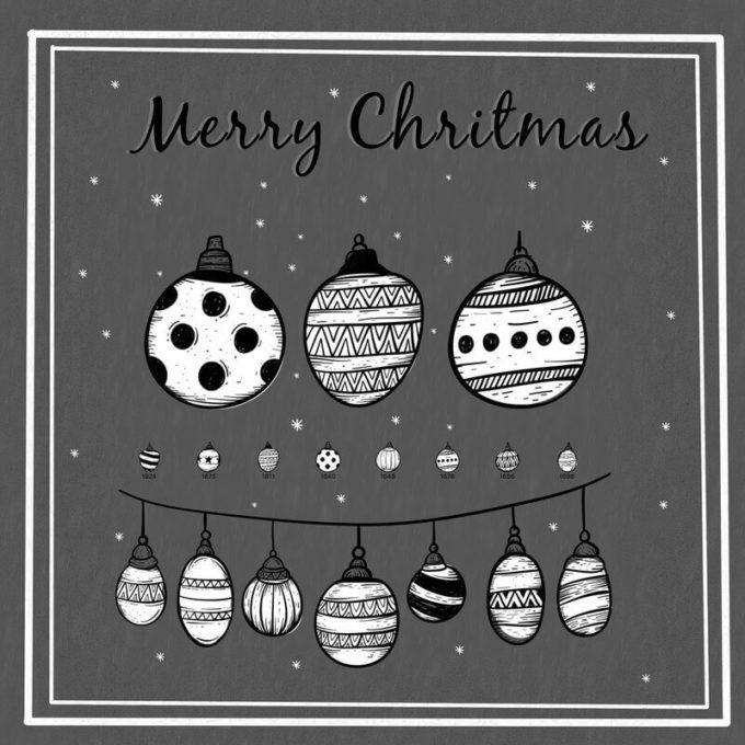フォトショップ ブラシ 無料 クリスマス オーナメント 飾り 無料 Photoshop Christmas Ornament Brush Free abr 9 Christmas Ball Brushes