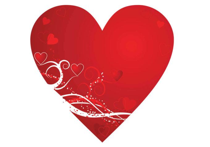 フォトショップ ブラシ 無料 ハート Photoshop Heart Brush Free abr Free Floral Hearts Brush And Banner