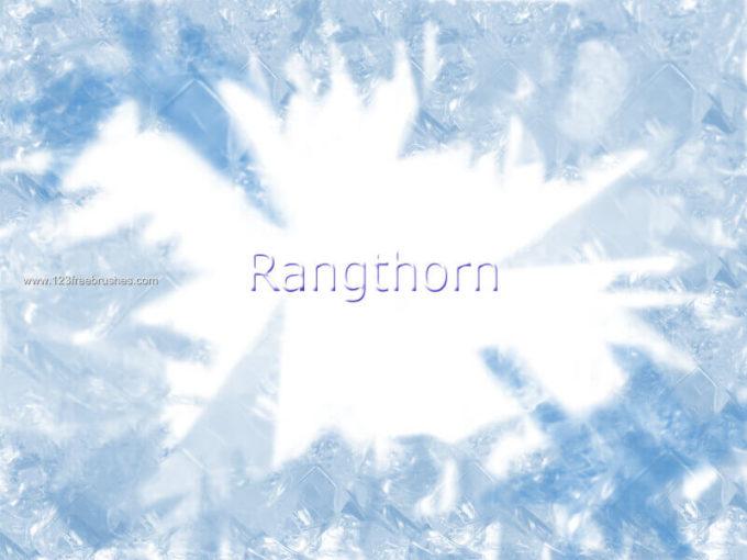 フォトショップ ブラシ Photoshop Ice Frozen Brush 無料 イラスト 氷 アイス IceShatter