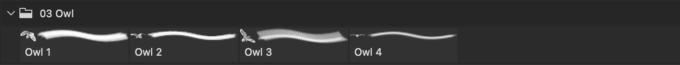 フォトショップ ブラシ Photoshop Owl Brush 無料 イラスト 鳥 バードフォトショップ ブラシ Photoshop Owl Brush 無料 イラスト 鳥 バード Owl Brush