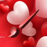 フォトショップ ブラシ 無料 ハート ハートマーク Photoshop Heart Brush Free abr