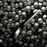 フォトショップ ブラシ 無料 骨 頭蓋骨 スカル スケルトン ドクロ Photoshop Skeleton Bone Brush Free abr
