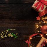 Photoshop Christmas Text Effect Style フォトショップ クリスマス テキスト エフェクト スタイル 無料