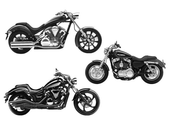 フォトショップ ブラシ Photoshop Bike Brush 無料 イラスト バイク Motocycle Brushes Set 7