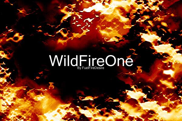 フォトショップ ブラシ Photoshop Fire Brush 無料 イラスト 火 炎 ファイヤー WildFireOne