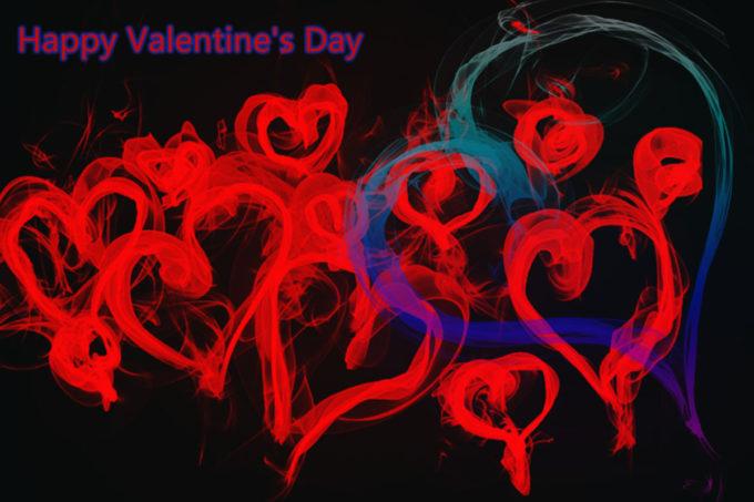 フォトショップ ブラシ 無料 ハート Photoshop Heart Brush Free abr Valentine's Day