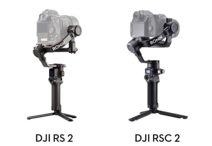DJI RS 2 RSC 2 Gimbal ジンバル