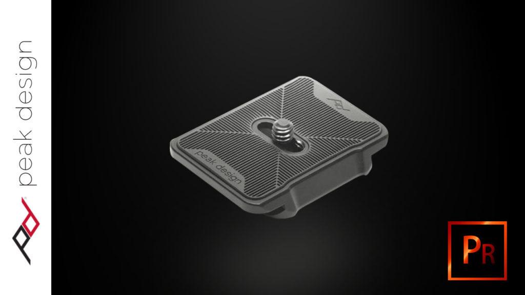 PeakDesign ピークデザイン デュアルプレート PL-D-2
