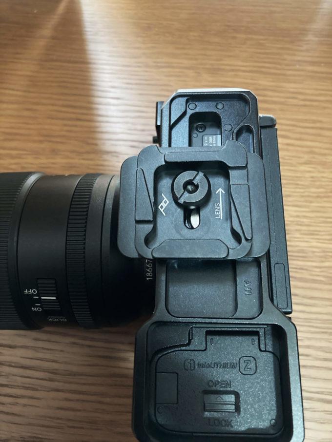 PeakDesign ピークデザイン デュアルプレート アルカスイス SmallRig クイックリリースプレート カメラ 装着