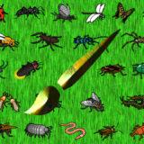 フォトショップ ブラシ Photoshop Bug Insect Brush 無料 イラスト 虫 ムシ 昆虫