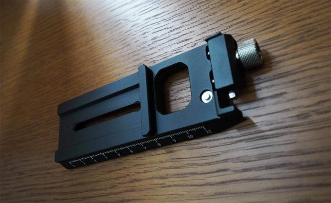 DJI  RC2 RSC2 SmallRig クイックリリースプレート 3061 アルカスイス互換