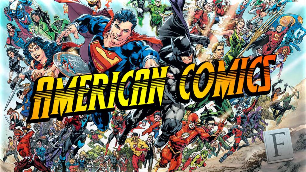 Free Font American Comics 無料 フリー フォント 追加 アメリカン コミック アメコミ コミカル