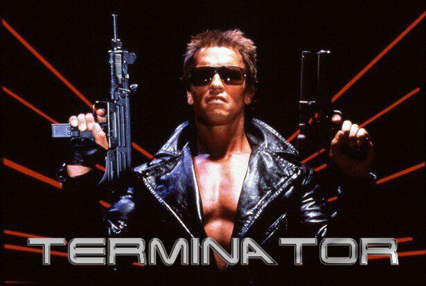 Free Font 無料 フリー 映画 フォント 追加 Terminator ターミネーター