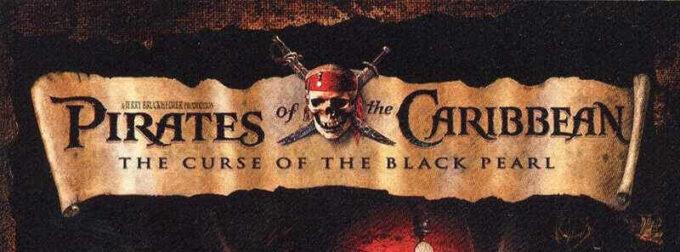 Free Font 無料 フリー 映画 フォント 追加 Pirates of the Caribbean パイレーツオブカリビアン