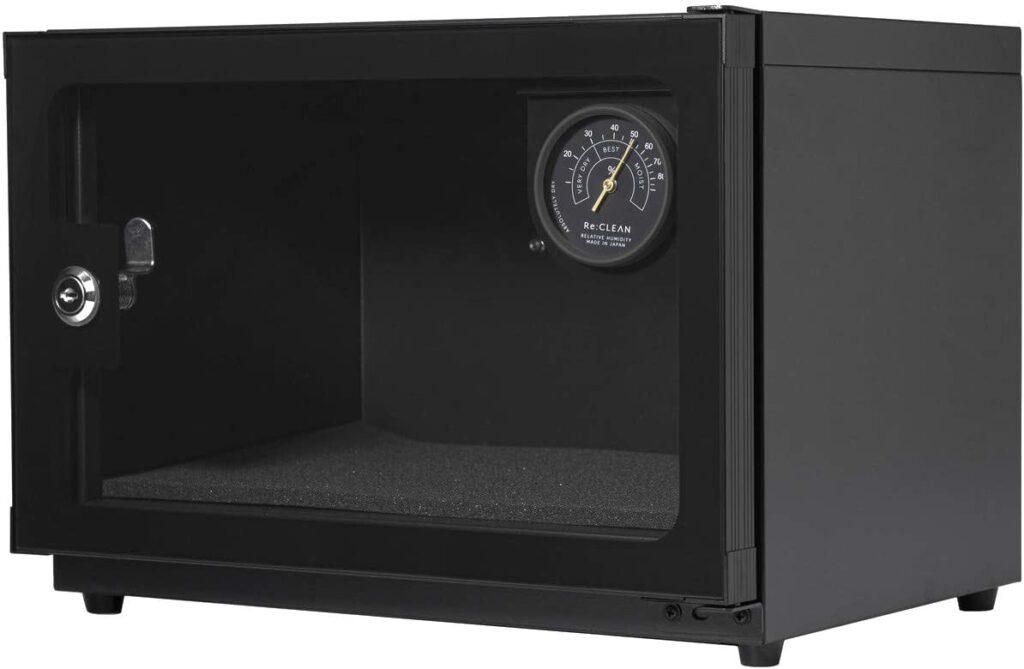 防湿庫 Re:CLEAN アナログ 湿度計 Hygrometer