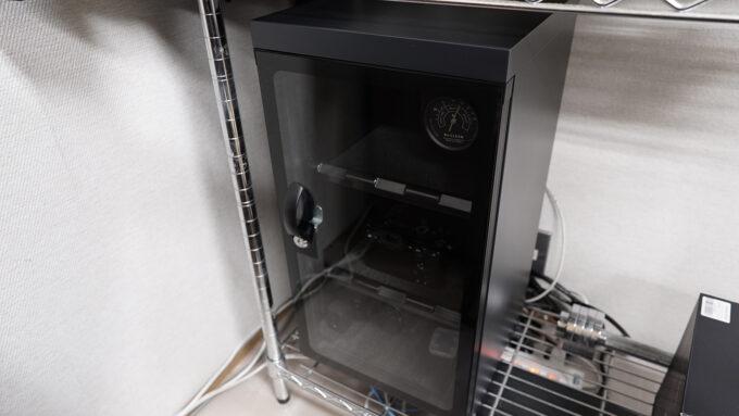 防湿庫 Re:CLEAN 50L サイズ 設置