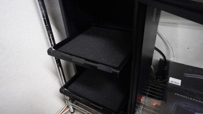 防湿庫 Re:CLEAN 付属品 棚 スポンジ