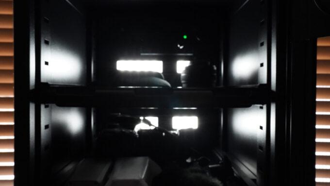 防湿庫 Re:CLEAN 人感センサーライト
