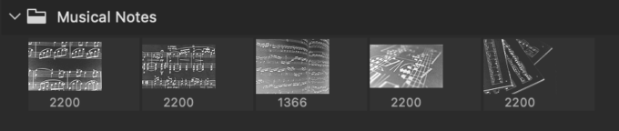 Adobe CC フォトショップ ブラシ Photoshop Music Note Brush 無料 イラスト 音楽 音符 楽譜 譜面 Musical Note Scales