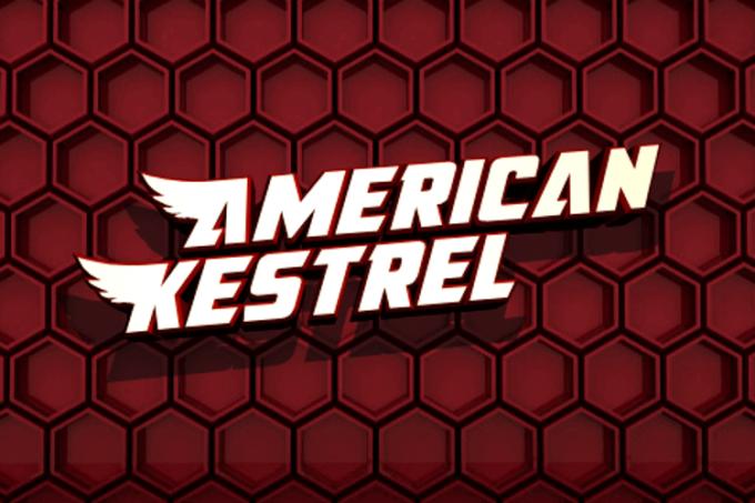 Free Font 無料 フリー フォント 追加 マーベル American Kestrel