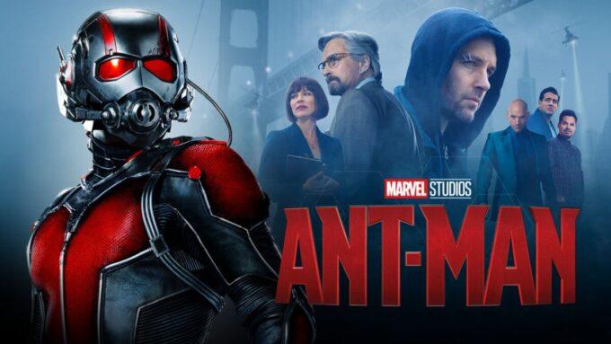 Free Font 無料 フリー フォント 追加 映画 アントマン Ant Man