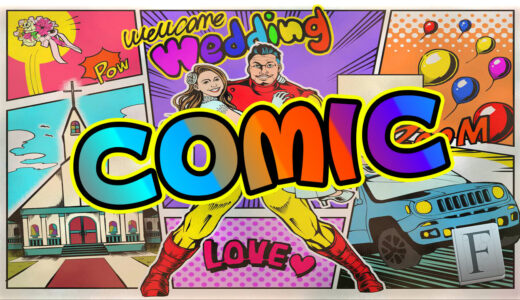 Free Font COMIC 無料 フリー フォント 追加 コミック アメコミ コミカル