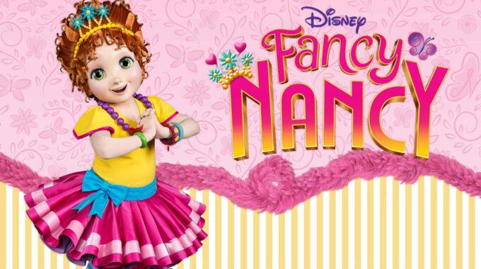 Free Disney Font 無料 フリー おすすめ フォント 追加  ディズニー FANCY NANCY