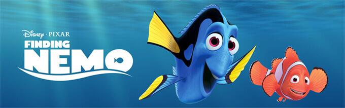 Free Font 無料 フリー おすすめ フォント 追加  ディズニー ファイティングニモFinding Nemo