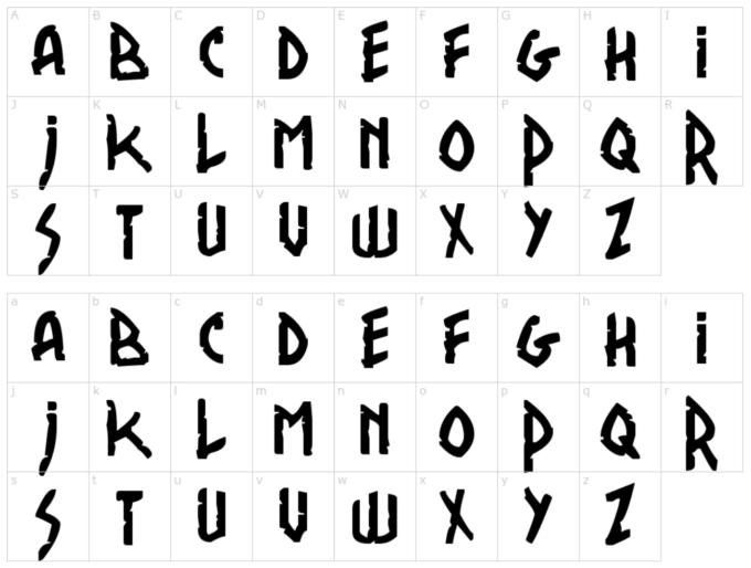 Free Font 無料 フリー おすすめ フォント 追加  ディズニー ポカホンタス PokerHunters