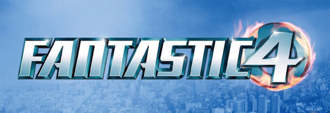 Free Font 無料 フリー フォント 追加 マーベル 映画 Fantastic Four