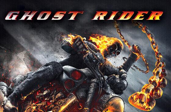 Free Font 無料 フリー フォント 追加 マーベル 映画 Ghost Rider