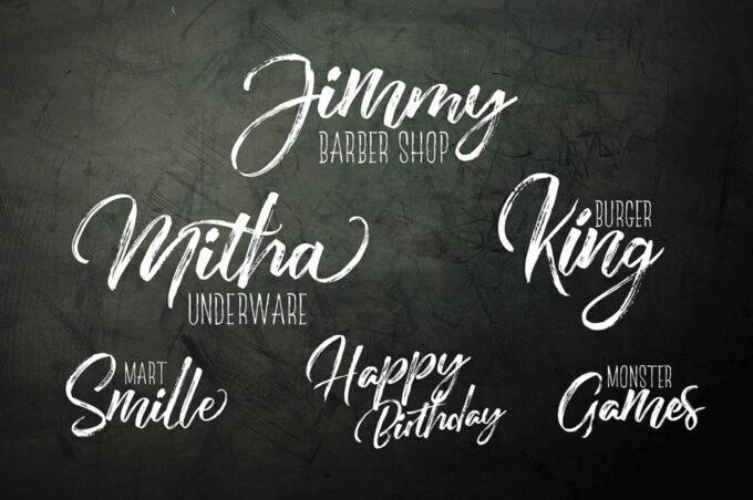 Free Font Design 無料 フリー フォント 追加 デザイン 筆記体 Redlight Script