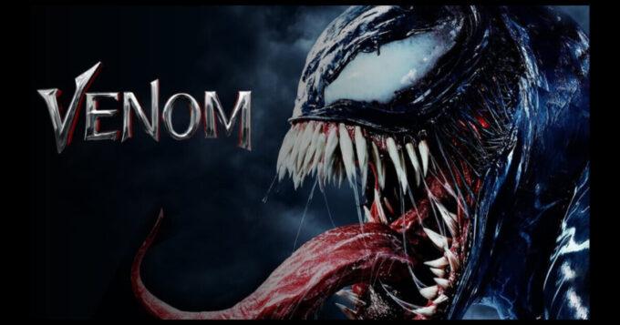 Free Font 無料 フリー フォント 追加 映画 Venom