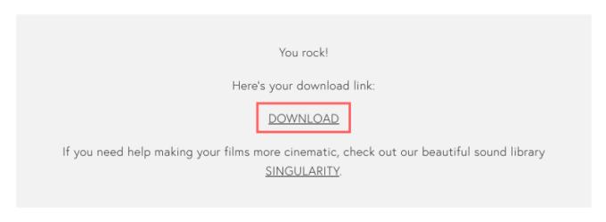 FILM CRUX フリー プラグイン 無料 素材 Transitions Vol. 1 ダウンロード