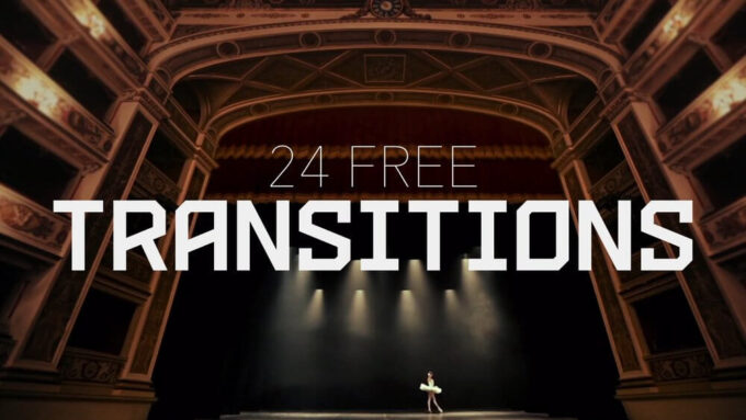 FILM CRUX Premiere Pro フリー プラグイン 無料 素材 Transitions Vol. 1