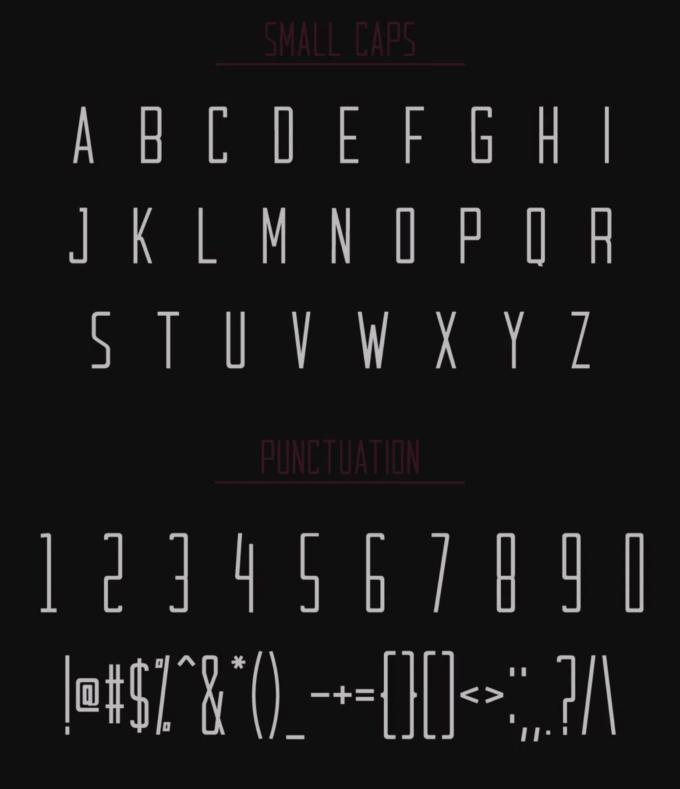Free Font 無料 フリー おすすめ フォント 追加 Kilowatt