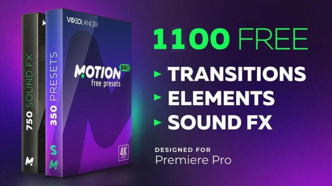 Motion Bro Free Plugin Adobe Premiere Pro After Effects モーションブロー フリー 無料 プラグイン