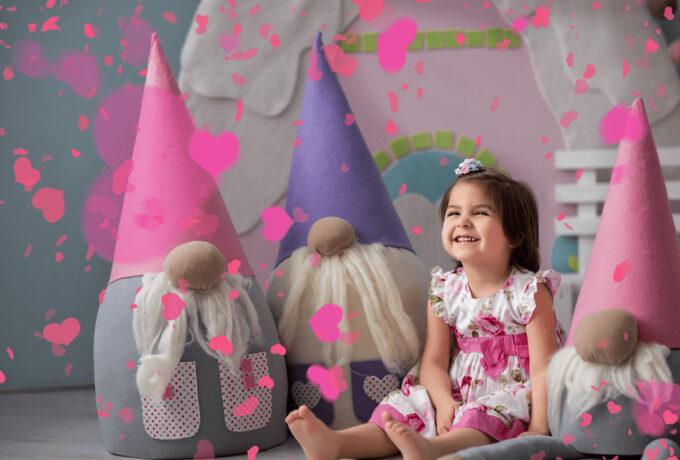 Photoshop Free Confetti Overlay Texture フォトショップ オーバーレイ テクスチャー 無料 フリー 紙吹雪 Pink Hearts