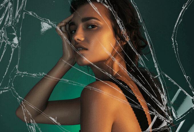 Photoshop Free Glass Breaks Overlay Texture フォトショップ オーバーレイ テクスチャー 無料 フリー ガラス 割れる Anxiety